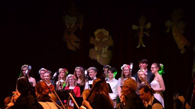 Vánoční koncert Markéty Wagnerové