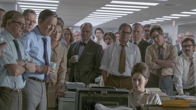 The Post: Aféra v Pentagone