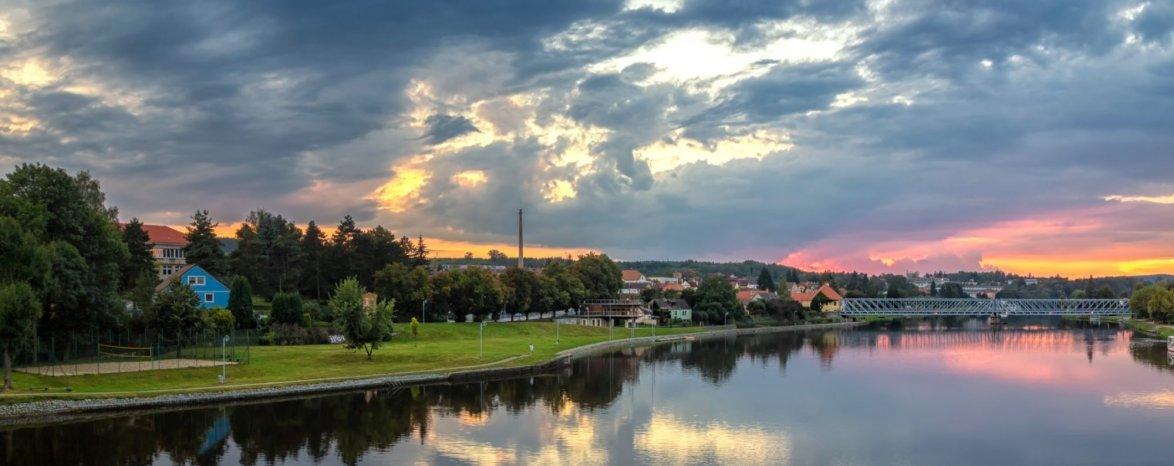 Kultivace veřejných prostranství v Týně nad Vltavou - město pro život