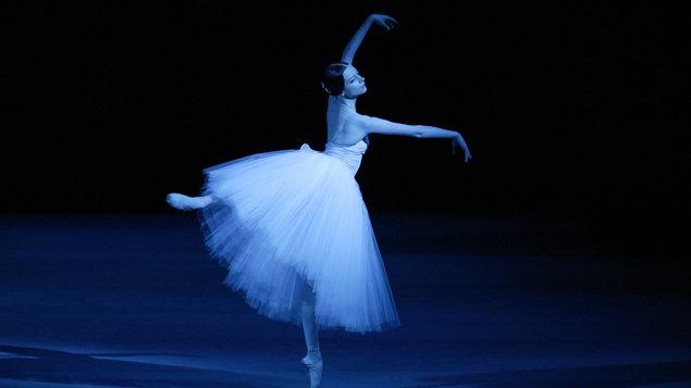 Giselle (živě z Bolšoj baletu, Moskva) + vystoupení ZUŠ