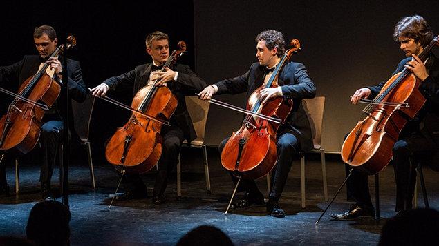 Ladná klasika ~ Prague Cello Quartett