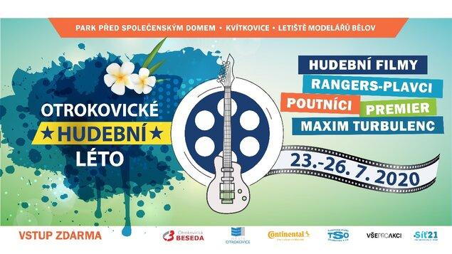 Otrokovické hudební léto - 23. - 26. 7. 2020