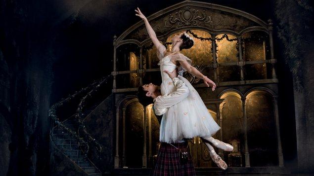 Sylfida (živě z Bolšoj baletu, Moskva)