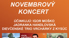 Novembrový koncert