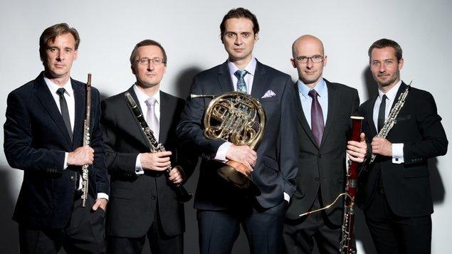 Prague Philharmonia Wind Quintet