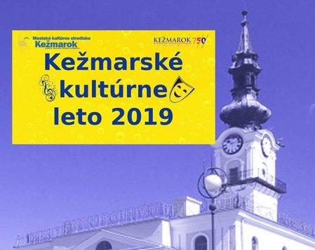 Kežmarské kultúrne leto 17.07.2019