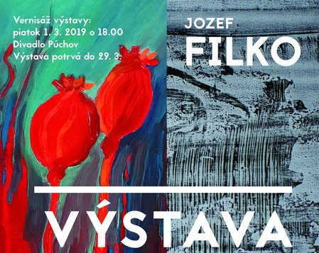 VÝSTAVA: Juraj VAČKO, Jozef FILKO