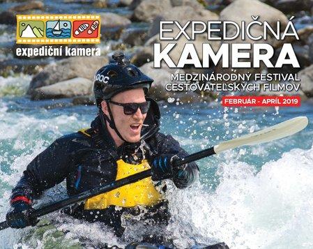 Expedičná kamera 2019