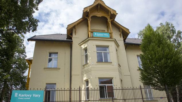 Den otevřených dveří Český rozhlas Karlovy Vary
