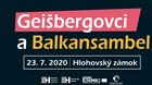 Geišbergovci a Balkansambel