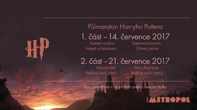 Harry Potter 1. půlmaraton