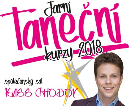 Jarní taneční kurzy 2018