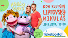 HANIČKA A MURKO - Koncertné turné JESEŇ 2019