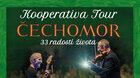 ČECHOMOR: Kooperativa tour 33 radostí života