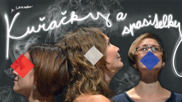 Kuřačky a spasitelky