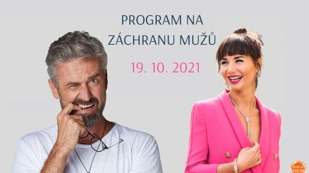 Program na záchranu mužů - PŘESUNUTO NA ROK 2022