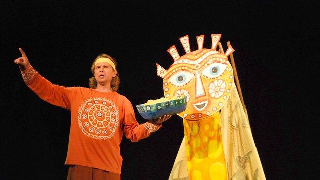 Divadlo Žihadlo: APAČI PAPÁČI