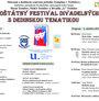 XXV. Celoštátny festival divadelných hier s dedinskou tématikou