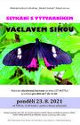 PRO DĚTI: Setkání s výtvarníkem Václavem Sikou - malování akrylovými barvami