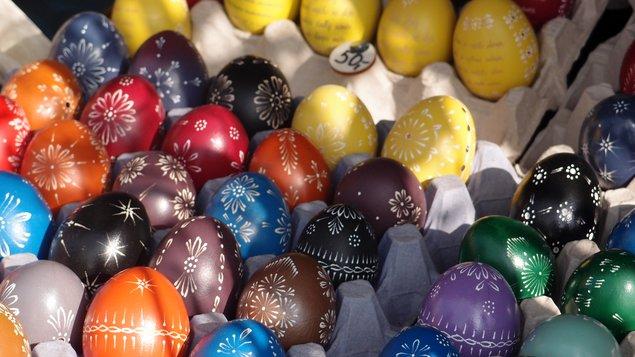 Valašské Velikonoce na Vsetíně