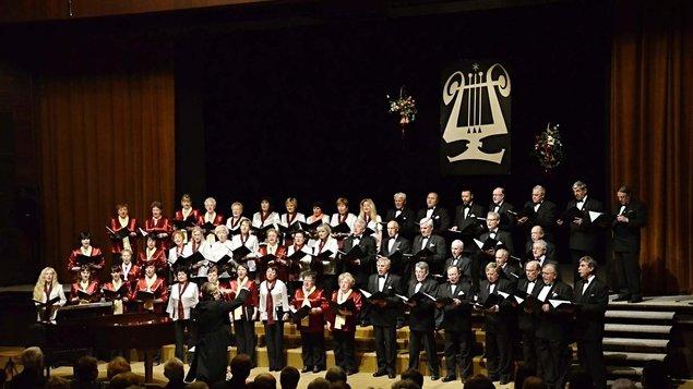 Vánoční koncert Pěveckého sboru Dvořák