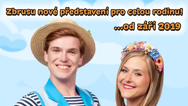 Štístko a Poupěnka - Ať žijí pohádky! (PŘESUNUTO Z 23. 5.)