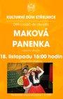 MAKOVÁ PANENKA - divadlo