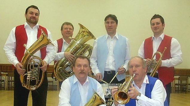 Dechová hudba Frajárečka