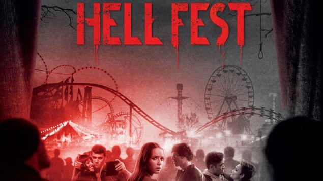 ELŐNYÖS HÉTFŐ 4 EURO - Hell Fest (maďarský dabing)