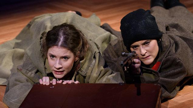 Vojna nemá ženskú tvár, Slovenské komorné divadlo Martin