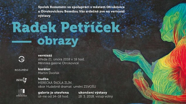 Radek Petříček - obrazy