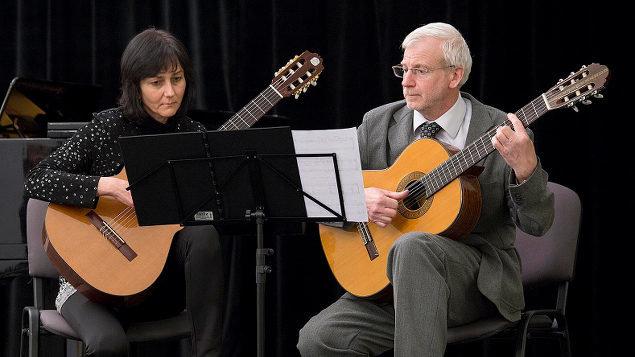 Učitelský koncert