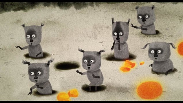 Pragueshorts - animované krátké filmy