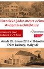 Historické jádro města očima studentů architektury