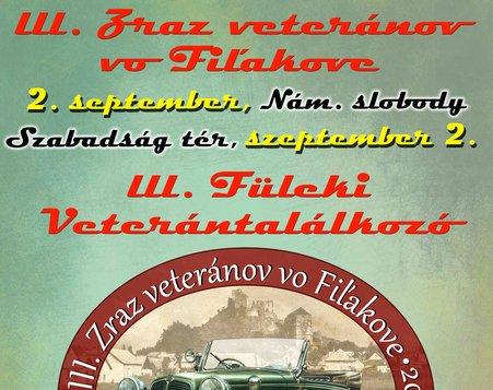 III. Zraz veteránov vo Fiľakove