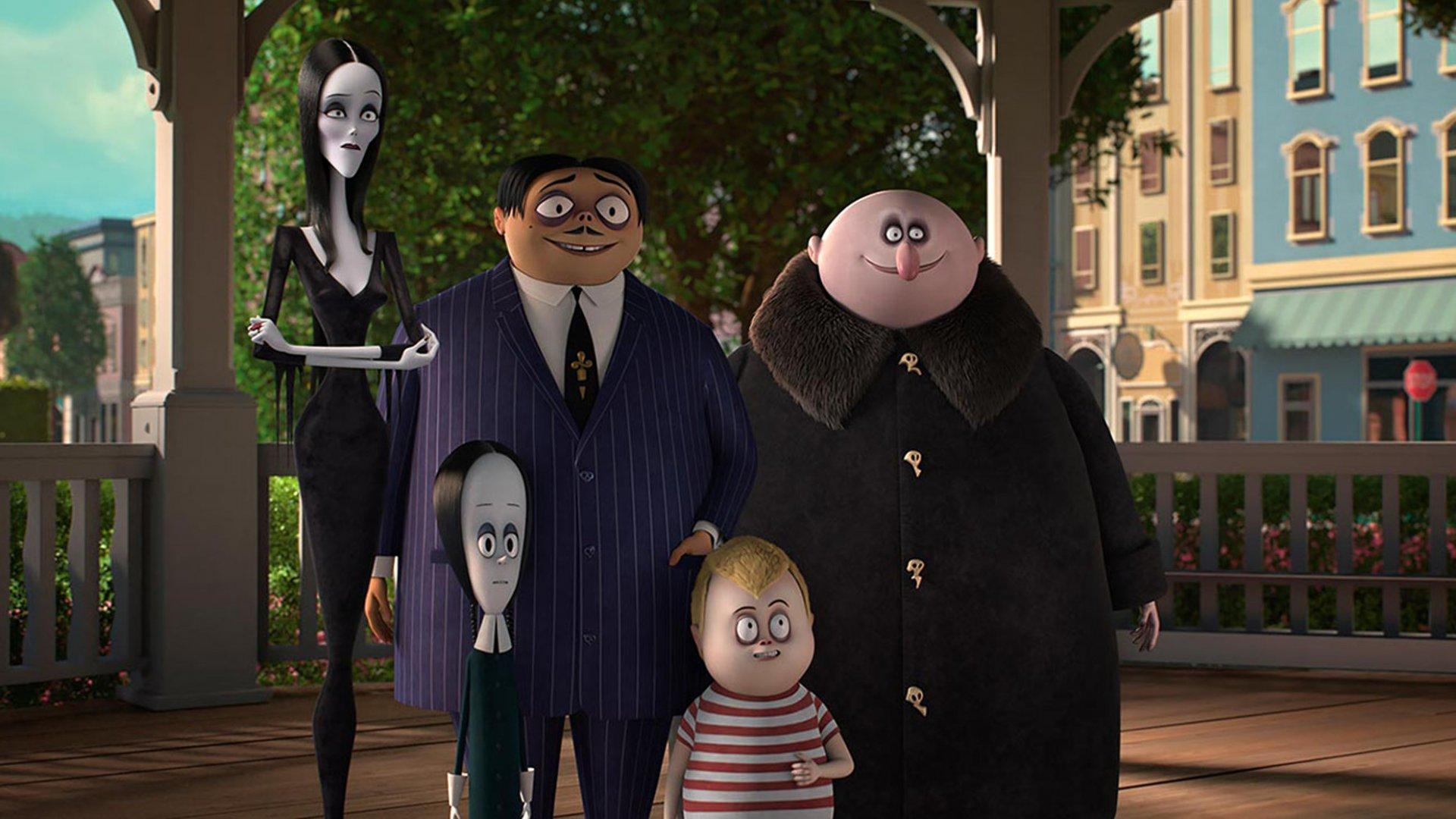 Rodina Adamsovcov 2
