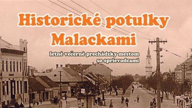 Historické potulky Malackami