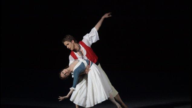 Bolšoj balet - Plameny Paříže