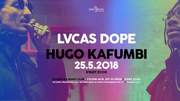 LVCAS DOPE, HUGO KAFUMBI
