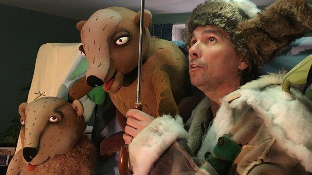 Rozprávková nedeľa - Divadlo Žihadlo: Medvede na ľade