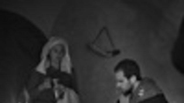 Pláč sv. Šebestiána + beseda s tvůrci