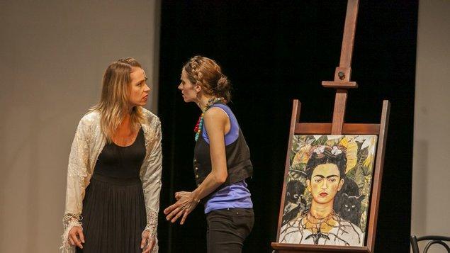 FRIDA - Maľovať a milovať