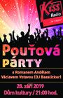 Pouťová párty s Romanem Andělem a Václavem Votavou (DJ Basslicker)