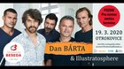 Dan Bárta & Illustratosphere * ZMĚNA TERMÍNU !!! *