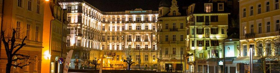 Karlovy Vary, Kyselka - Mattoni, Becher - PŘELOŽENO NA 6. 11. 2021