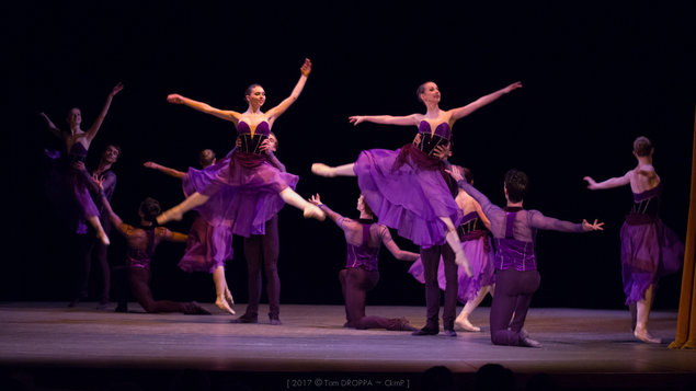 2.3.2017 ~ Bohemia Balet