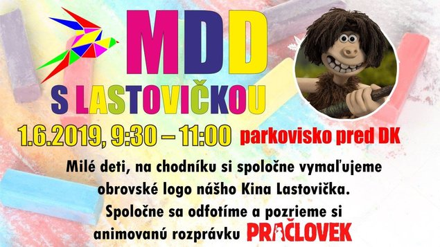 MDD s Kinom Lastovička