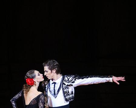 Bolšoj balet: CARMEN / PETRUŠKA