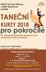 Taneční kurzy pro pokročilé 2018