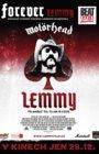 LEMMY FOREVER - Letní kino - promítání po setmění